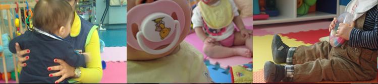 Somos um apoio diário do  desenvolvimento dos nossos bebés